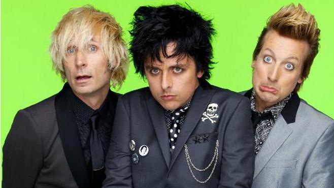 Green Day : グリーンデイ