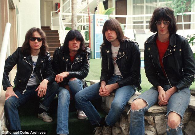 The Ramones : ラモーンズ