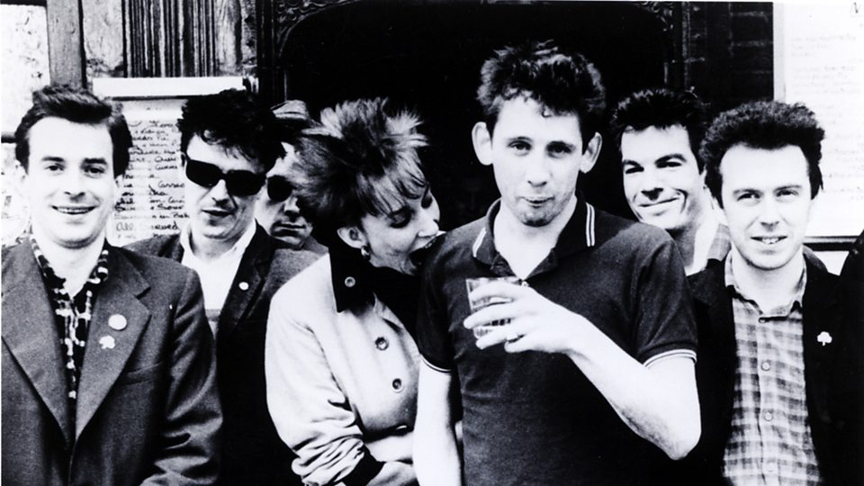The Pogues : ザ・ポーグス